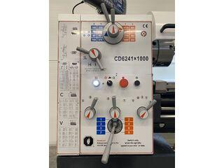 konventionelle Drehmaschinen ToRen CD 6241 x 1500 Vario-4