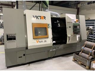 Drehmaschine Victor V-Turn 36/125 CV-0