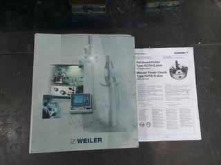 Drehmaschine Weiler C 50-7