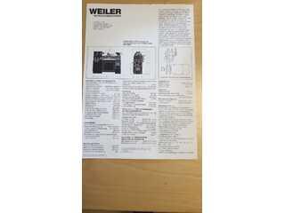 Drehmaschine Weiler Matador W2-1
