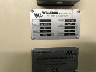 Fräsmaschine Willemin-Macodel W 408 B-13