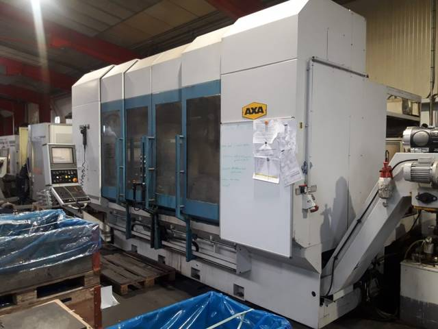 mehr Bilder AXA VHC 2-1760 M Bettfräsmaschinen