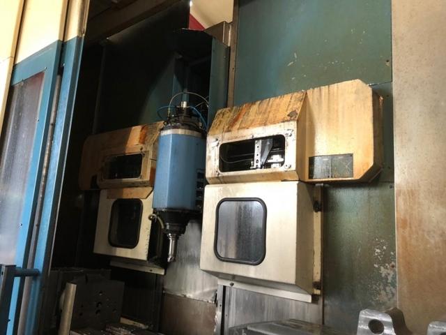 mehr Bilder AXA VSC 2 - M / 2E  4.ax, Fräsmaschine Bj.  2001