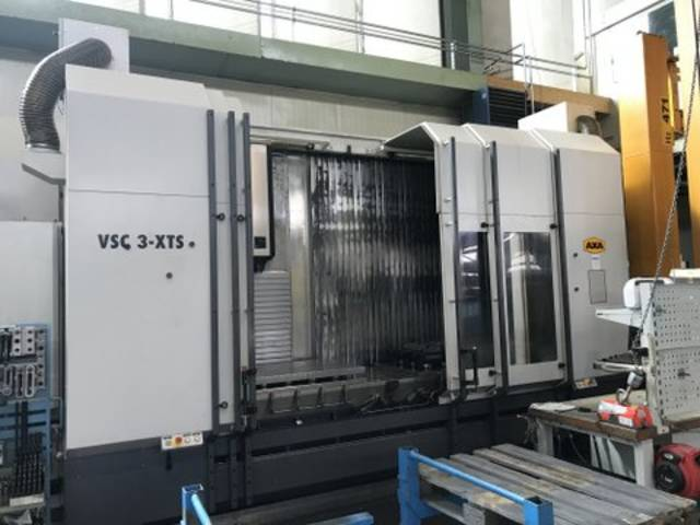 mehr Bilder AXA VSC 3 XTS, Fräsmaschine Bj.  2007