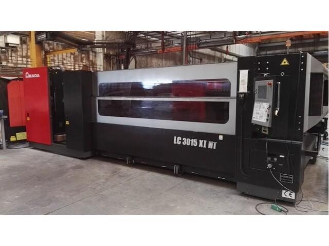 mehr Bilder Amada LC 3015 X1 NT 4000 W Laserschneidanlagen