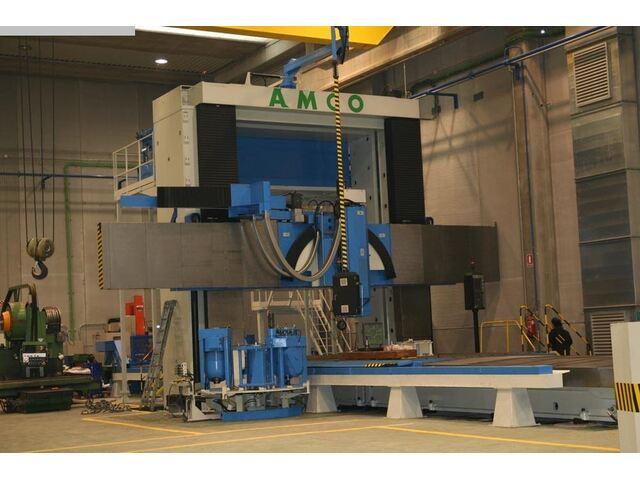 mehr Bilder Amco-Sacem FPF 4500 x 10000 Portalfräsmaschinen