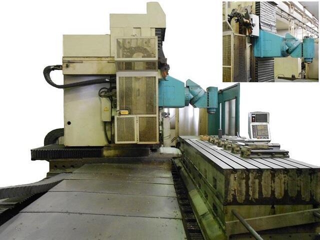 mehr Bilder Anayak HVM 5000 PHS rebuilt Bettfräsmaschinen