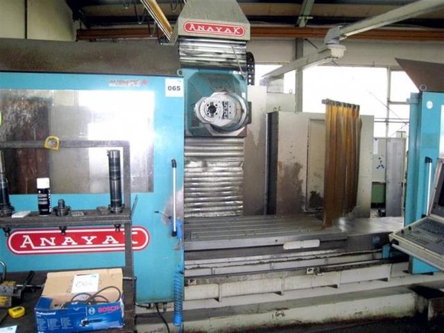 mehr Bilder Anayak Performer 2500 Bettfräsmaschinen
