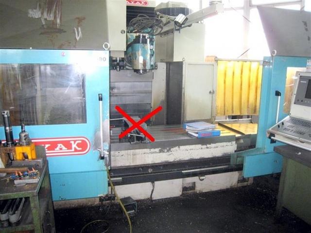 mehr Bilder Anayak VH 1800 Bettfräsmaschinen