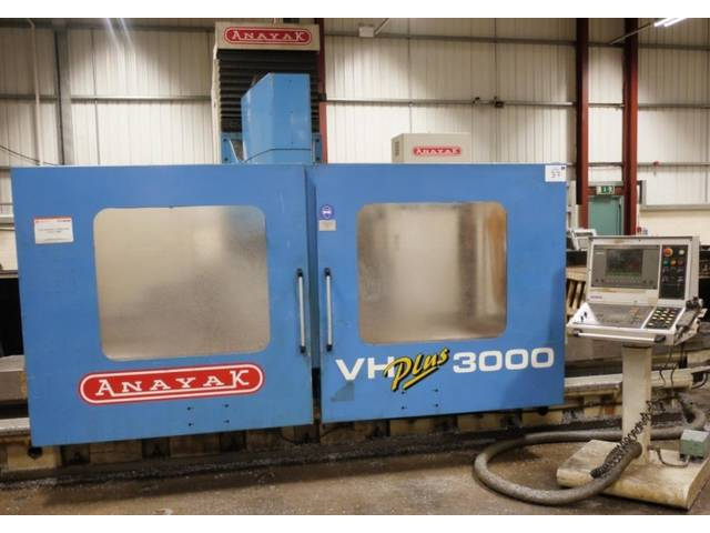 mehr Bilder Anayak VH Plus 3000 Bettfräsmaschinen