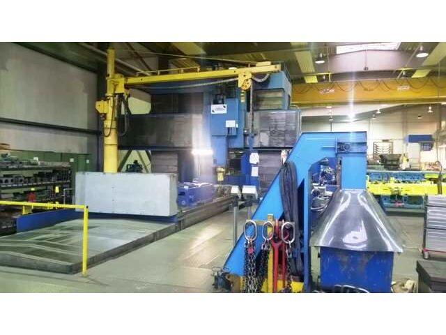 mehr Bilder Aschersleben 3 FZT 250 - 200 - 600 Portalfräsmaschinen