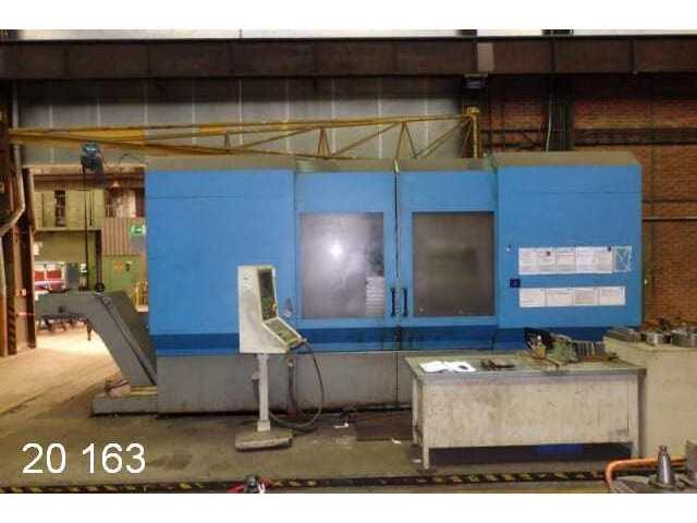 mehr Bilder Auerbach FBE 2000 Bettfräsmaschinen