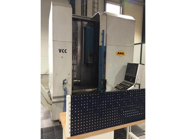 mehr Bilder Fräsmaschine Axa VCC  4,ax