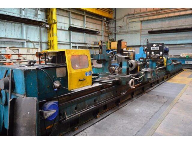 mehr Bilder Boehringer VDF B 630 x 5000 Tieflochbohrmaschinen