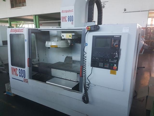 mehr Bilder Fräsmaschine Bridgeport VMC 800