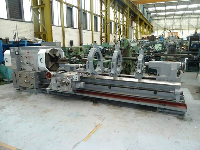 mehr Bilder Drehmaschine Broadbent model 15 BSO Oil country lathe
