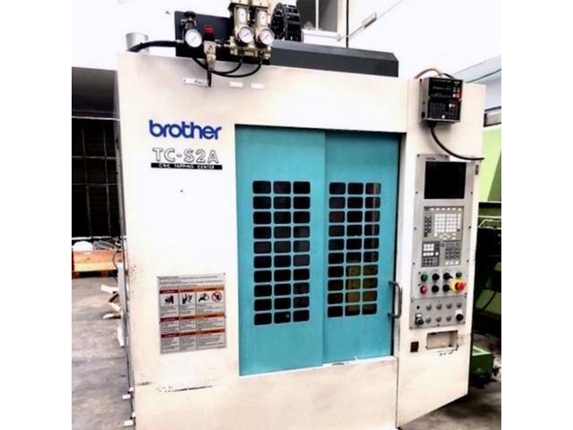 mehr Bilder Brother TC - S2A, Fräsmaschine Bj.  2003