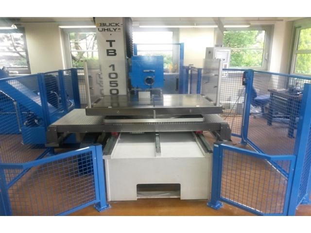 mehr Bilder Buck-Uhly TB 1050 CNC Tieflochbohrmaschinen