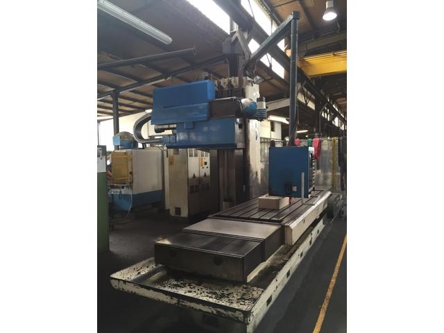mehr Bilder Butler Newall TE 3000 Bettfräsmaschinen