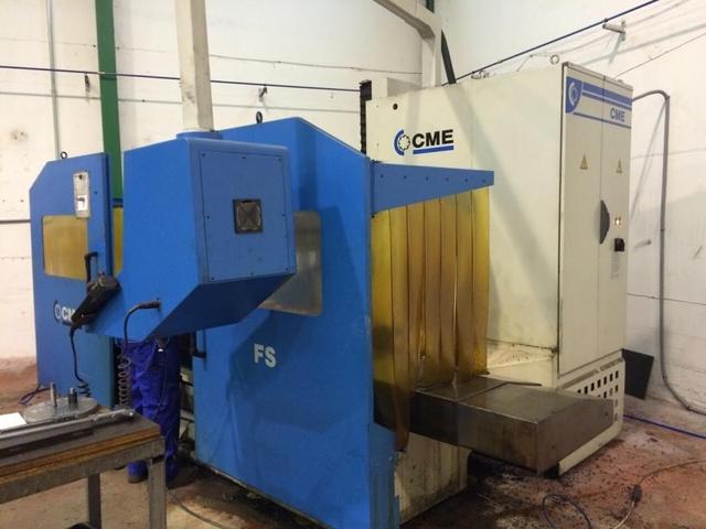 mehr Bilder CME FS 1 x 1500 Bettfräsmaschinen