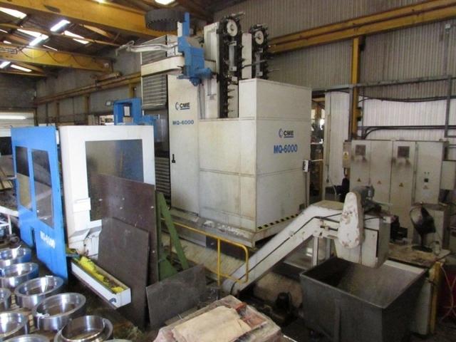 mehr Bilder CME FCM 5000 atc Bettfräsmaschinen