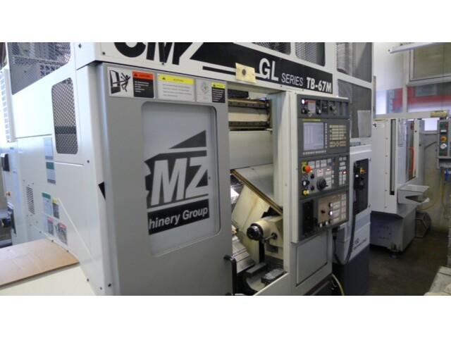 mehr Bilder Drehmaschine CMZ TB 67M GL6