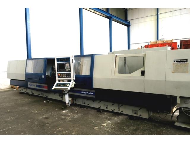 mehr Bilder Schleifmaschine Cetos BUB 50 B CNC 3000