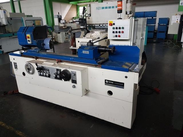 mehr Bilder Schleifmaschine Cetos Hostivar BU 25 H / 750