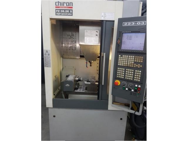mehr Bilder Fräsmaschine Chiron FZ 08.2 KS