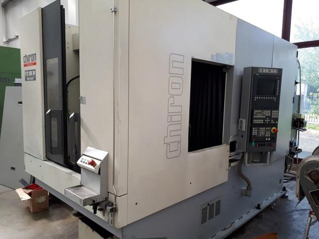 mehr Bilder Fräsmaschine Chiron FZ 15 KW Highspeed
