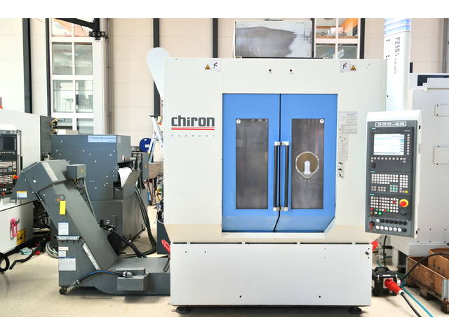 mehr Bilder Chiron FZ 18 S Highspeed, Fräsmaschine Bj.  2013