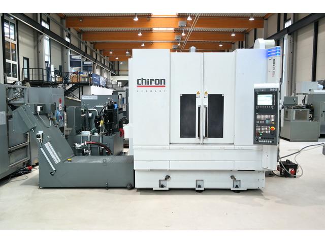 mehr Bilder Chiron Mill FX 800 baseline, Fräsmaschine Bj.  2016