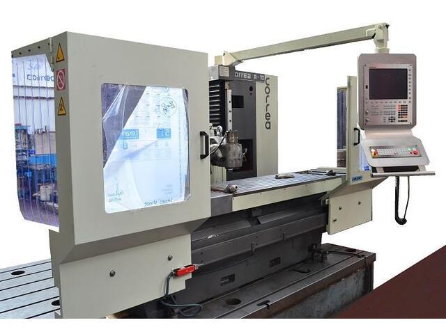 mehr Bilder Correa A 10 rebuilt Bettfräsmaschinen