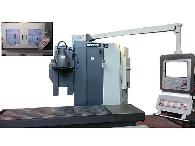 mehr Bilder Correa A 16 rebuilt Bettfräsmaschinen
