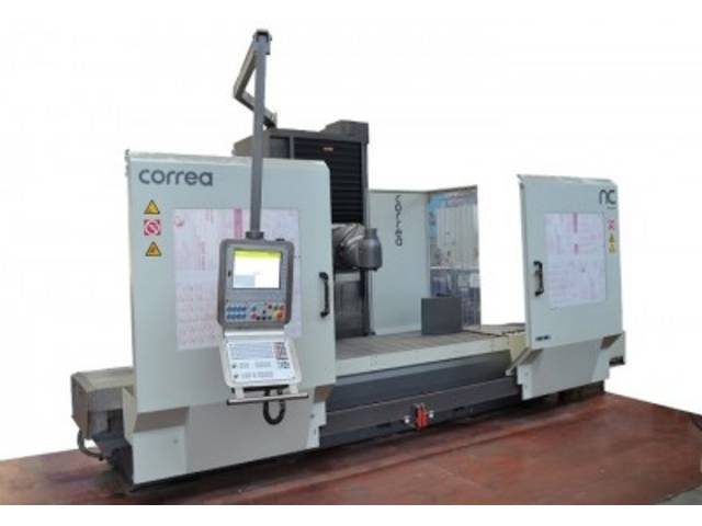 mehr Bilder Correa A 25/30 rebuilt Bettfräsmaschinen