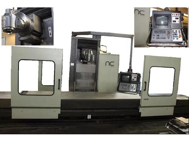mehr Bilder Correa A 30 / 50 rebuilt Bettfräsmaschinen