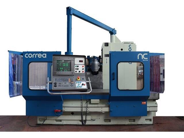 mehr Bilder Correa CF 17 D Bettfräsmaschinen