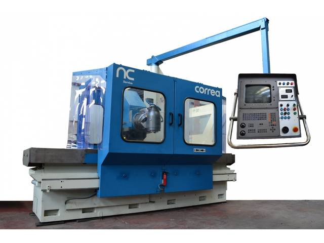 mehr Bilder Correa CF 22 Bettfräsmaschinen