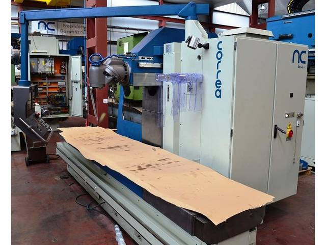 mehr Bilder Correa CF 22 / 25 Bettfräsmaschinen