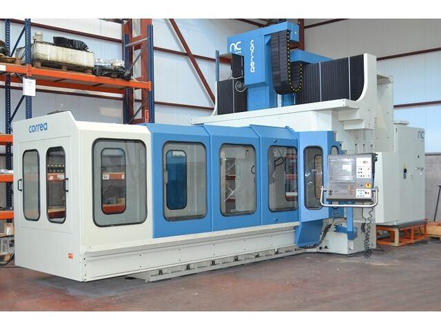 mehr Bilder Correa FP 30 / 40 rebuilt Bettfräsmaschinen