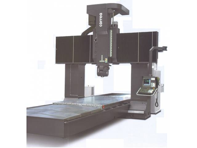mehr Bilder Correa FP 40 / 40 Bettfräsmaschinen