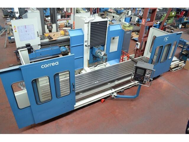 mehr Bilder Correa L 30/43 rebuilt Bettfräsmaschinen