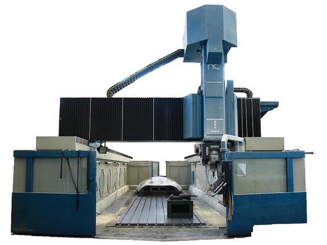 mehr Bilder Correa Pantera Bettfräsmaschinen