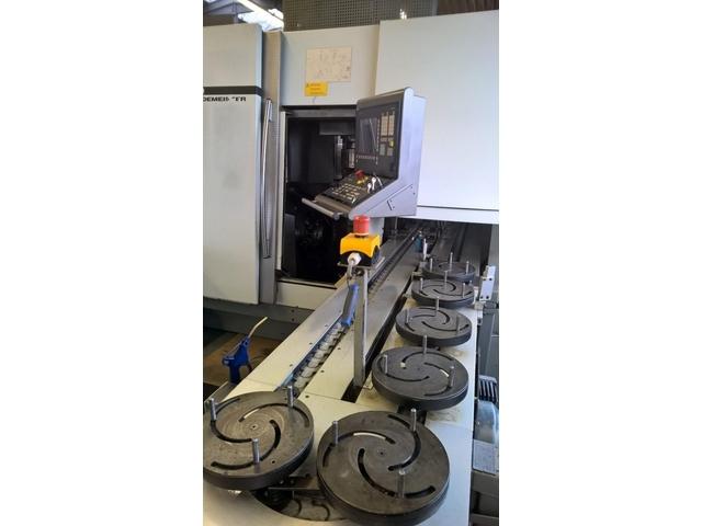 mehr Bilder Drehmaschine DMG CTV 250