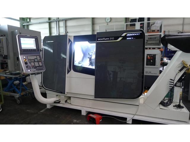 mehr Bilder Drehmaschine DMG CTX 310 V3 ecoline