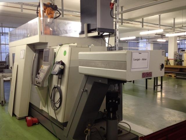 mehr Bilder Drehmaschine DMG CTX 310 V4 ISM