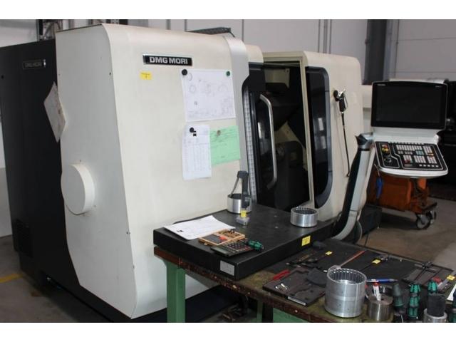 mehr Bilder Drehmaschine DMG CTX Beta 500  3.300 SpStd