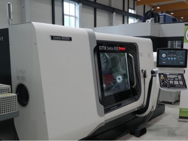 mehr Bilder Drehmaschine DMG CTX beta 800