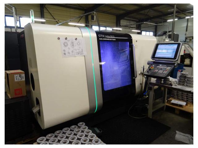mehr Bilder Drehmaschine DMG CTX beta 800 V 3