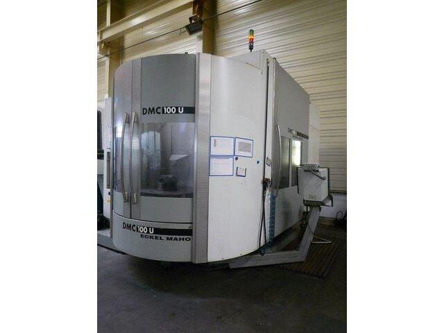 mehr Bilder Fräsmaschine DMG DMC 100 U